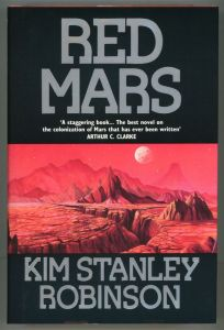red mars cover 1st edition