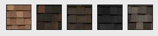 Landmark Premium-Roofing Shingles Samples