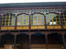 Courtyard details
