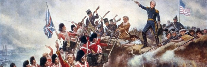 Battle of New Orleans with General Andrew Jackson | Attribution: History Channel