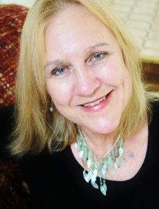 Author Susan Weidener