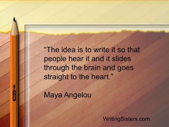 Via Writing Sisters