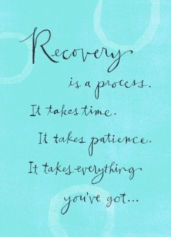 Monday Motivation, motivation, therapy, rehab, recovery