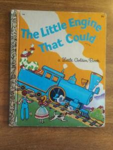 Little Golden Book, The Little Engine That Could, I Think I Can