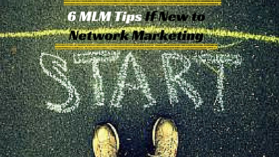 MLM Tips If New