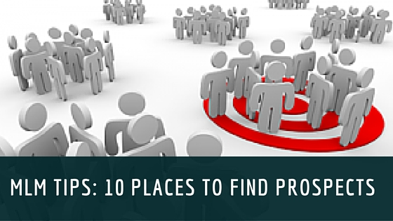 places to find prospects