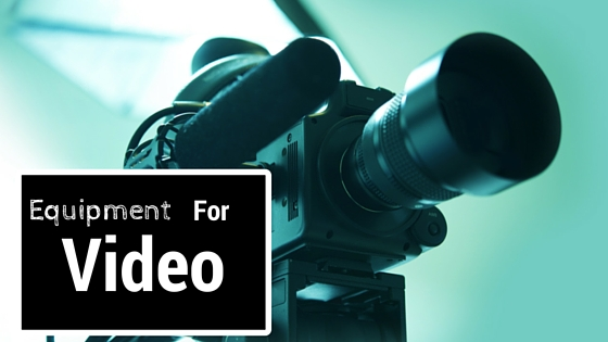 MLM Tips For Video Equipment