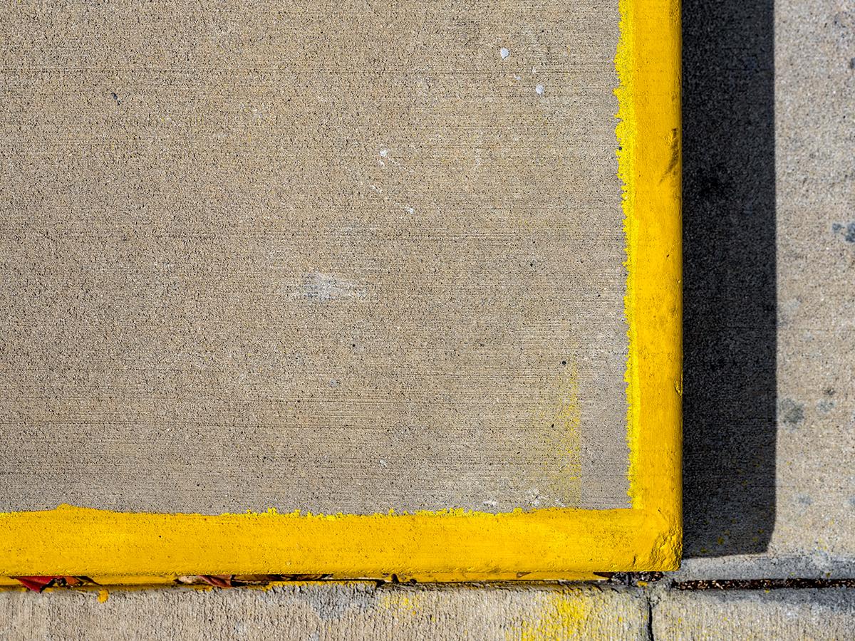 STEP-YELLOW LINE