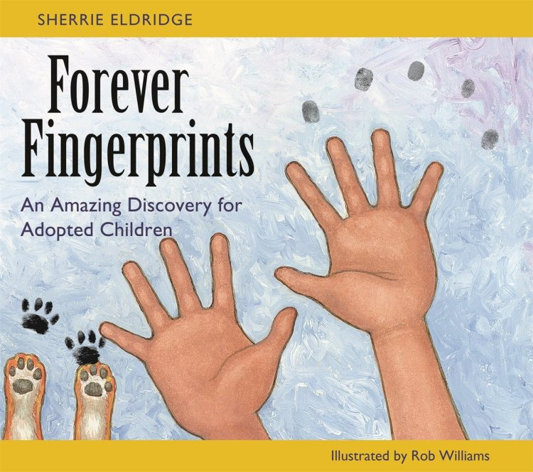 This article is a letter from Sherrie to adoptive parents...from the NEW Forever Fingerprints