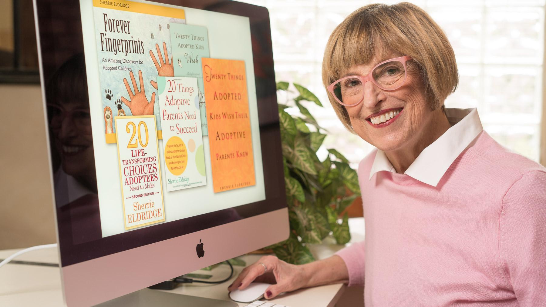 Adoption Author Sherrie Eldridge's 20 Things Adopted Kids Wish Series