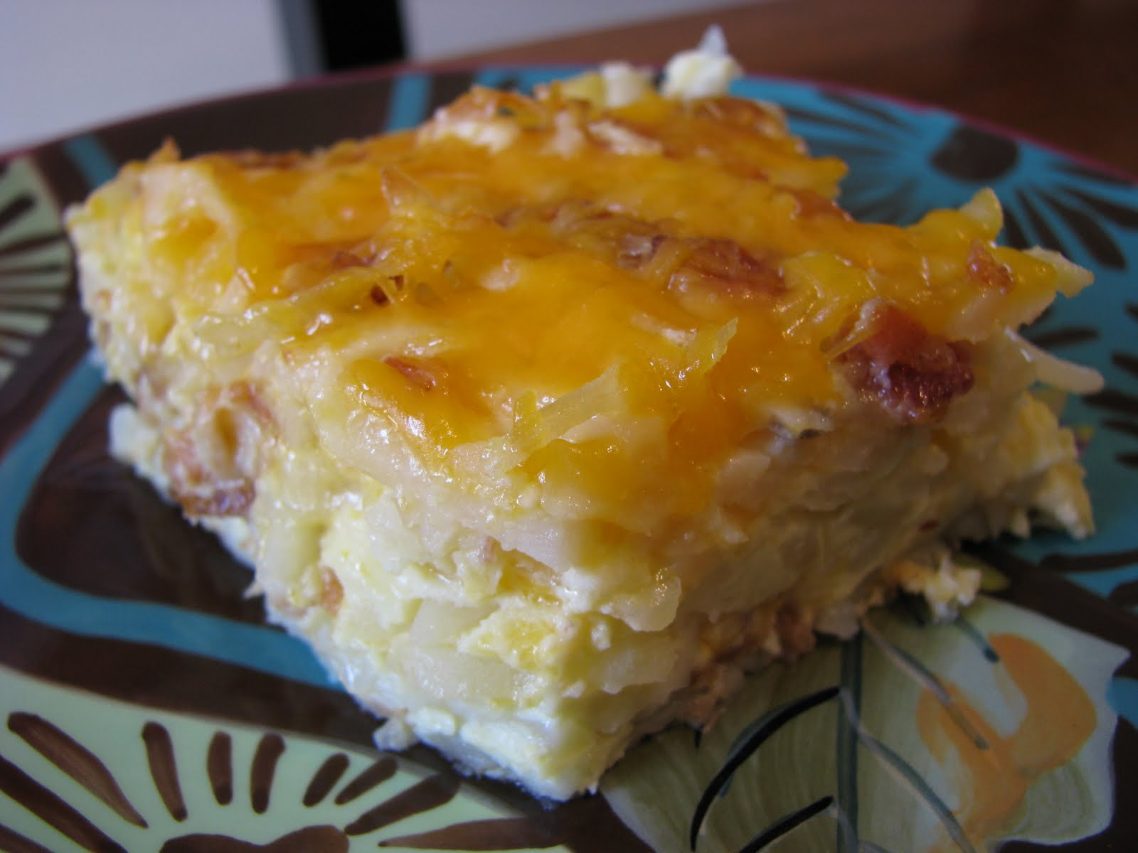 This post handles problem of what to fix for brunch and offers an updated recipe of an old classic crummy ham dish.