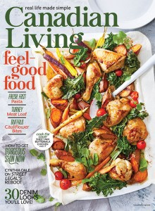 canadian living cover