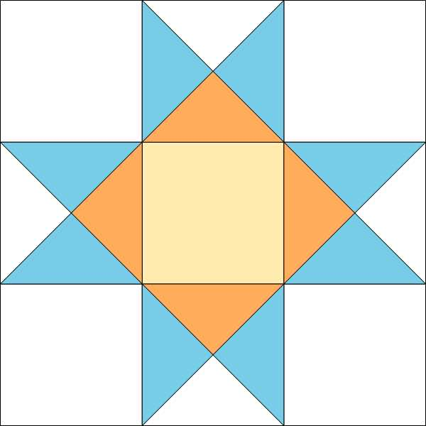 Random Quilt Block 2