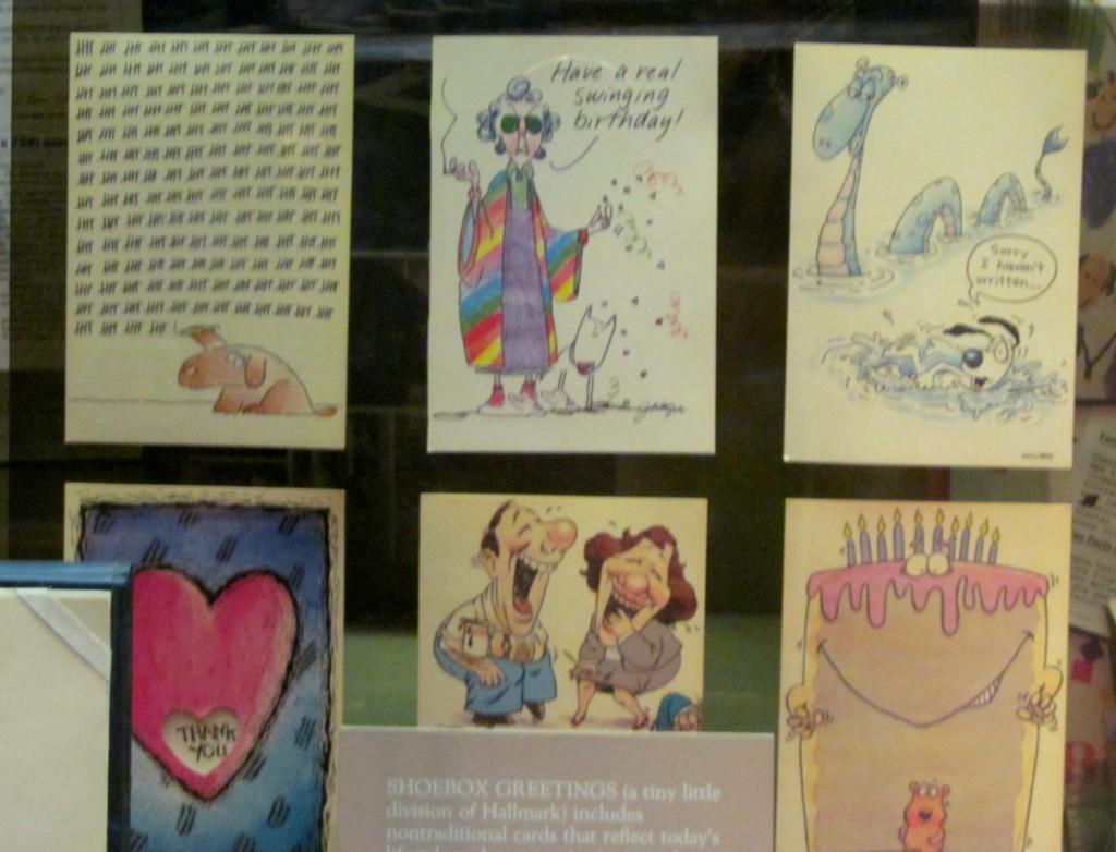 Shoebox Greeting Cards Christmas