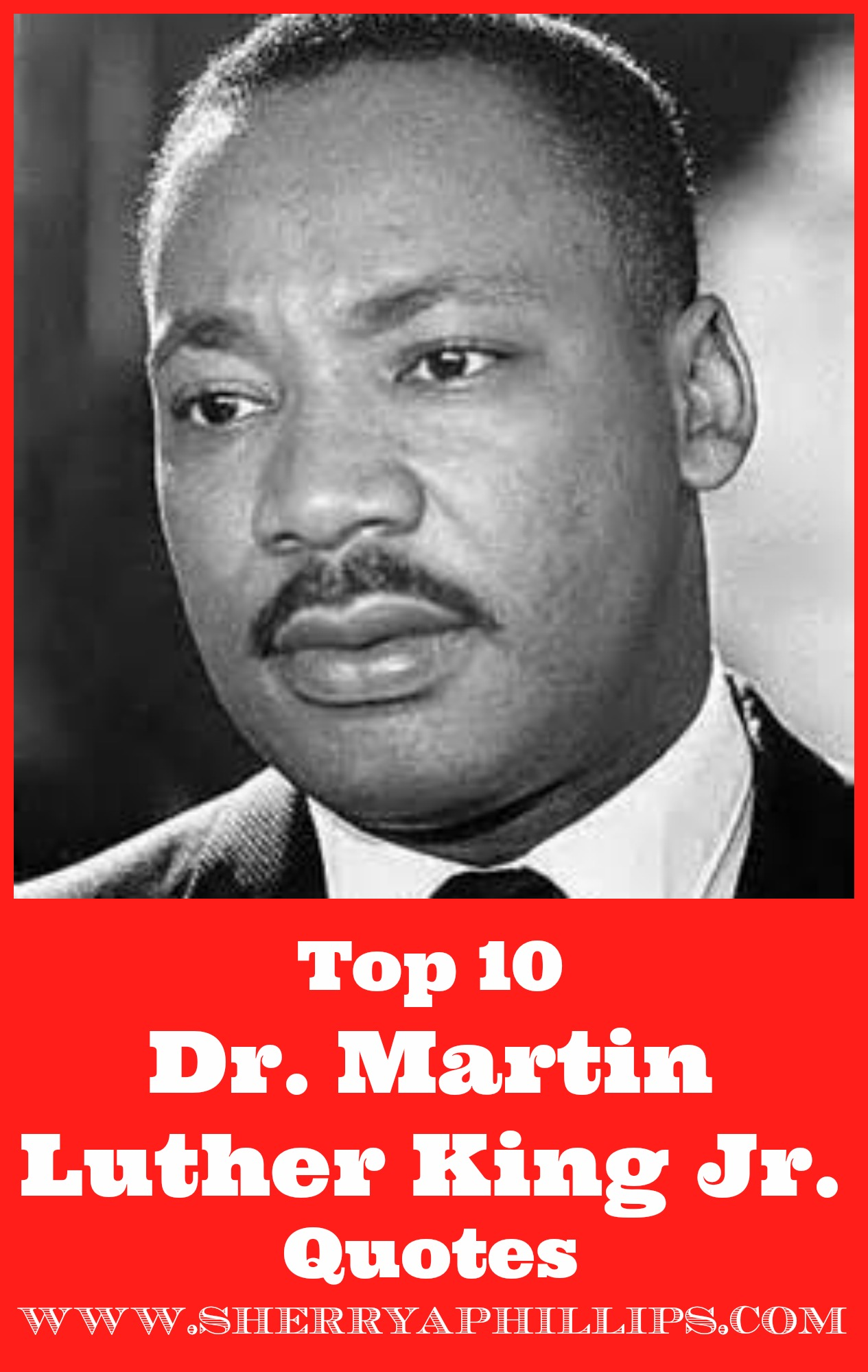 Top 10 Quotes From Martin Luther King Jr