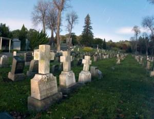 Three Crosses , Mountain View Cemetery, Oakland, CA