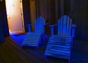 Adirondack Chairs, The Sea Ranch, CA