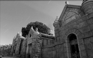 Tombs, Mountain View Cemetery, Oakland, CA