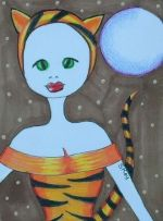 CAT WOMAN-Sold