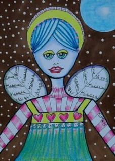 Love, Hugs and Kisses Fairy-Sold