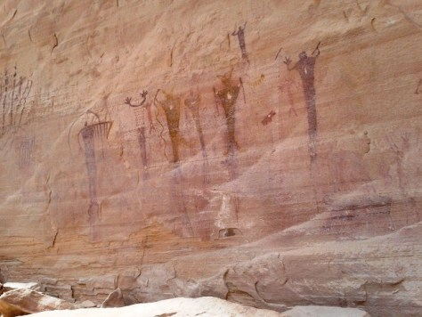 Goblin Valley State Park Pictographs