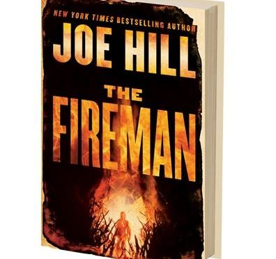 Now Reading: The Fireman by Joe Hill