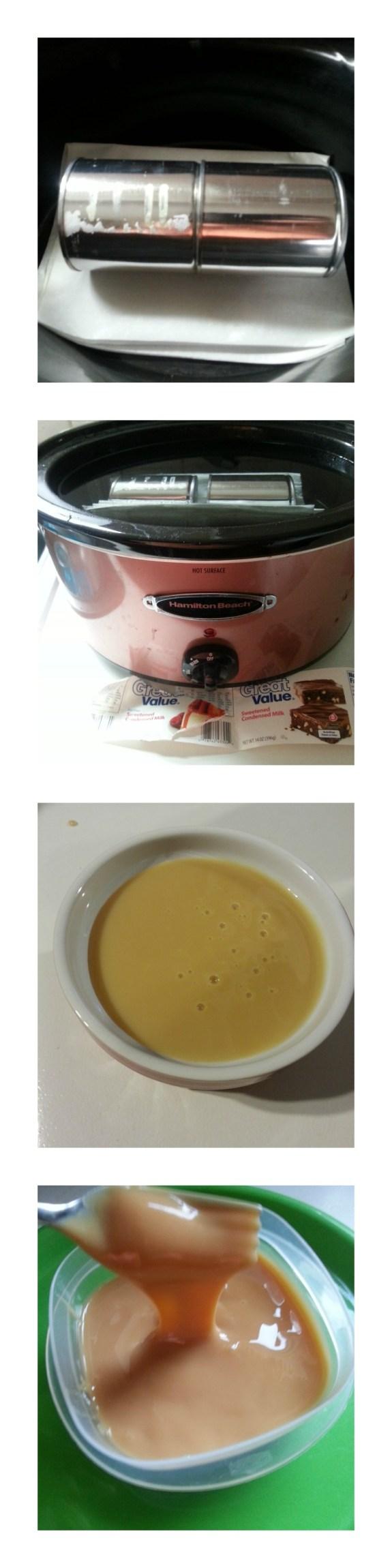 Easy Caramel in Slow Cooker