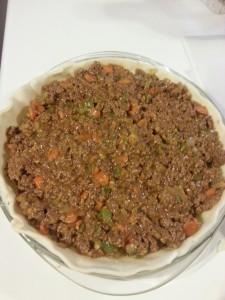 Easy Hamburger Pie