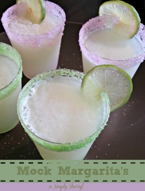Mock Margarita's