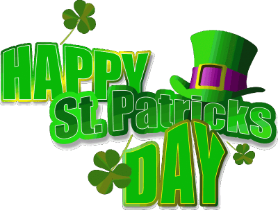 The Luck of the Irish Giveaway