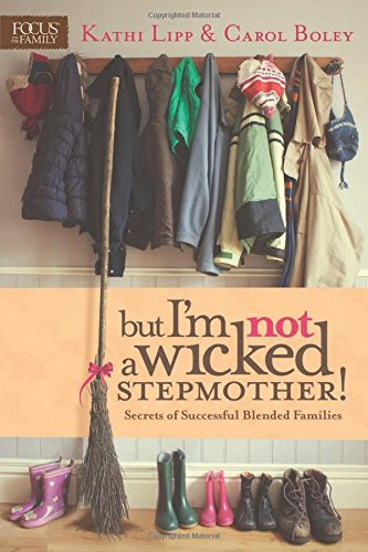 But I'm NOT a Wicked Stepmother {Book Review}