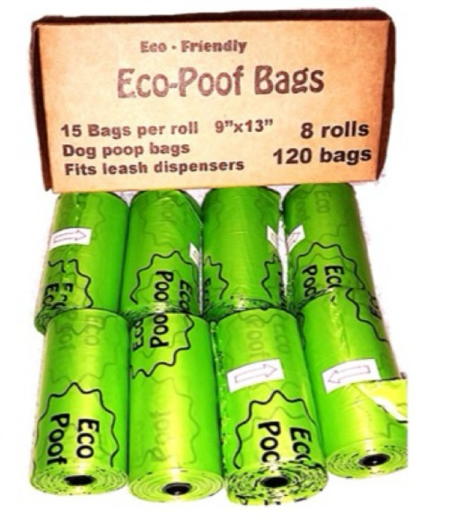 Eco-Poof Dog Waste Bags {Review}