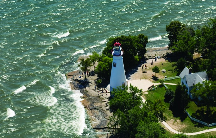 Marblehead Lighthouse State Park {Review}
