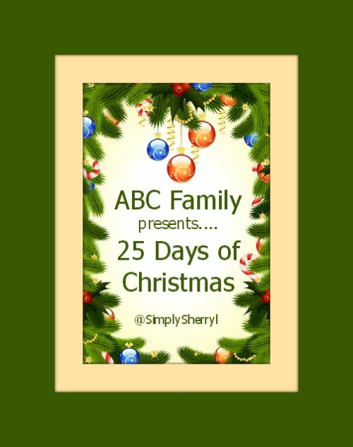2015 abcs 25 days of christmas - Abc 25 Days Of Christmas