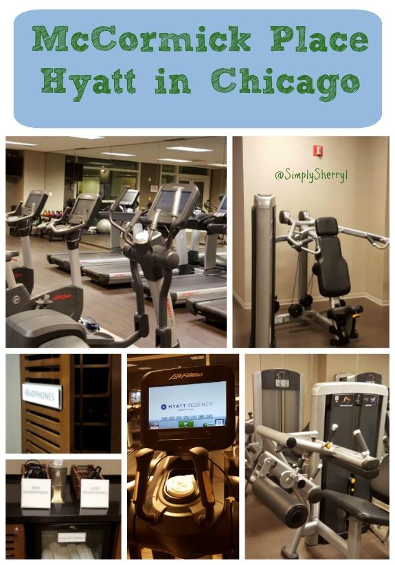 McCormick Place Hyatt in Chicago Illinois