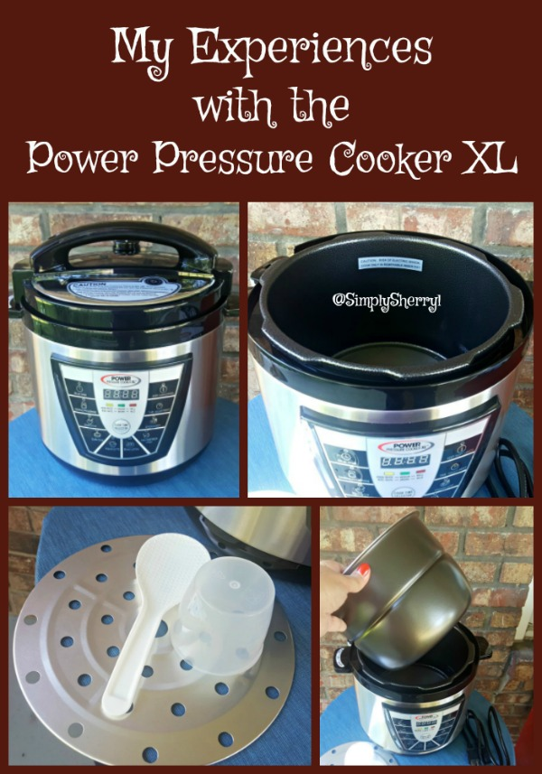 how to cook chili in power pressure cooker xl