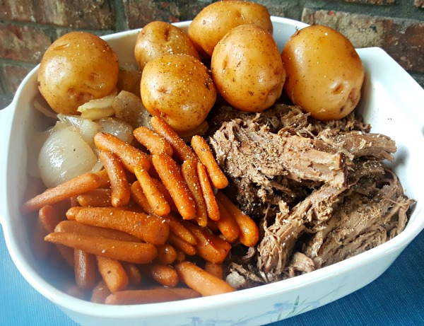 My Favorite Pressure Cooker Pot Roast