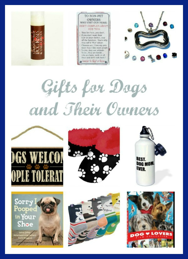 Gifts for Dogs and Their Owners