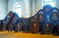 Barrels for the Royals