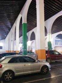 supermarket parkinglot