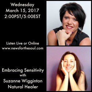 Embracing Sensitivity with Suzanne Wigginton