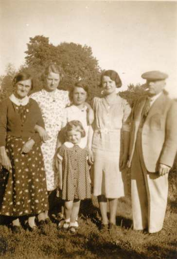Genealogy in the age of coronavirus, Part 3_Shersca Genealogy_Family photograph