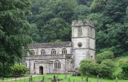 Searching for a Stourton Connection_Shersca Genealogy_Stourton Church