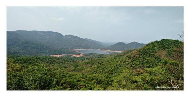 Anjunem Lake Pan