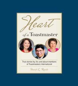 Heart of Toastmasters-Front Cover