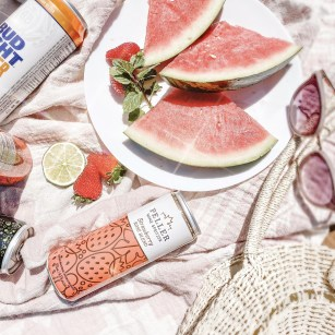 Low-Calorie 2021 Summer Alcoholic Drink Review: The best low-sugar alcoholic coolers available in stores now at the LCBO. Peller Wine Spritzer Strawberry Rose