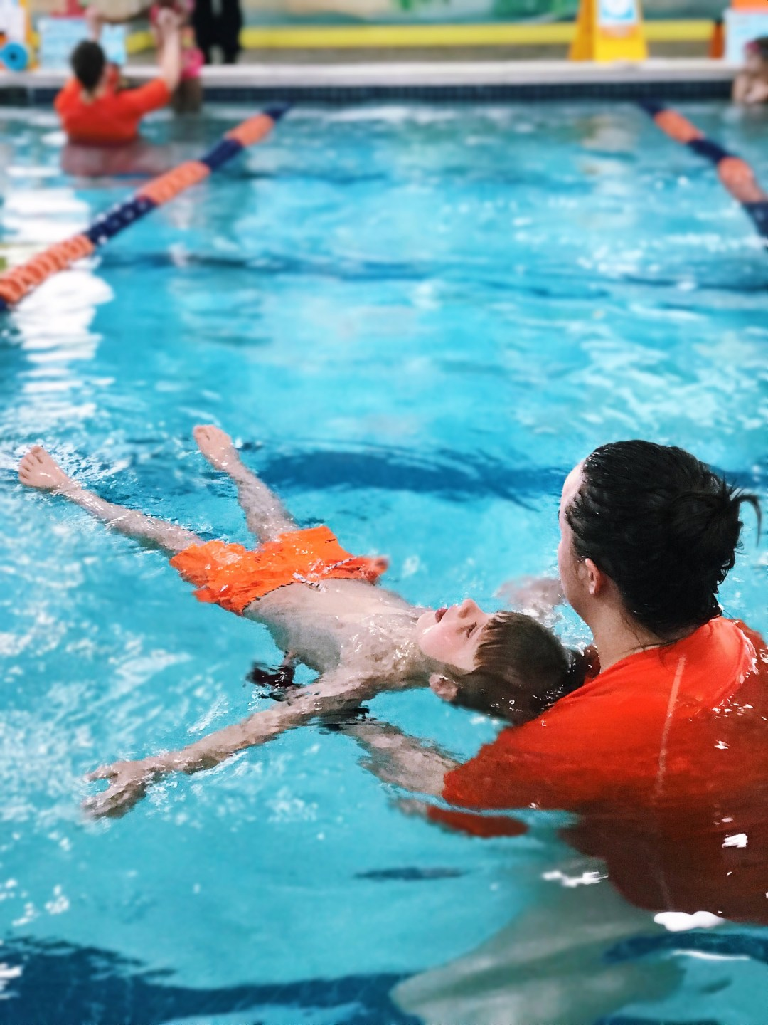 Swim Safety Week