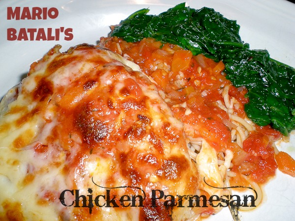 Mario batalis chicken parmesan shes cookin food and travel mario batalis chicken parmesan forumfinder Images