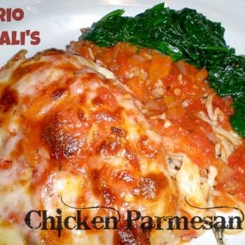Mario Batali's Chicken Parmesan