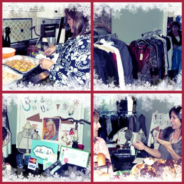 Boutique collage